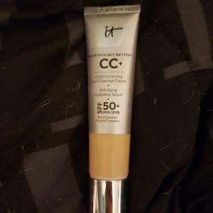 IT cosmetics cc cream in fair light